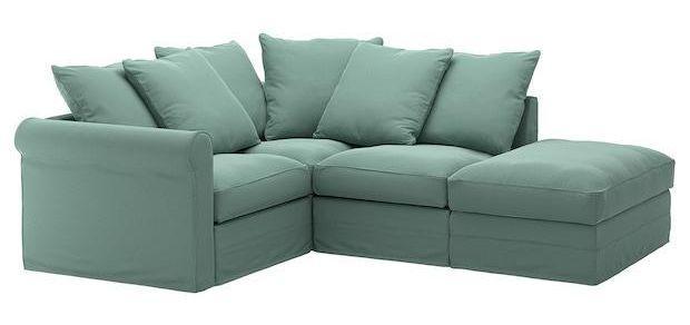 Divano Angolare Ikea Tessuto.Copridivano Angolare Quale Scegliere