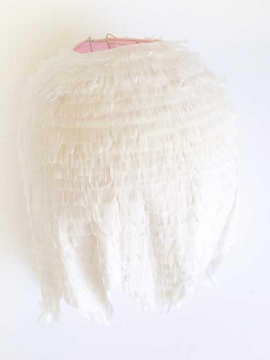 Lanterne a forma di fantasmini: parte 4, da makeandtell.com