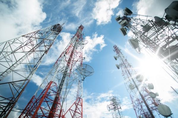 Antenne che producono inquinamento fisico