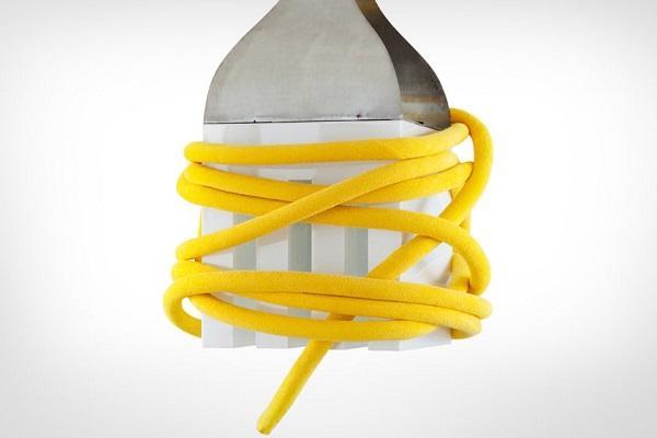 Lampadario Spaghetti di Barbi Bottazzo