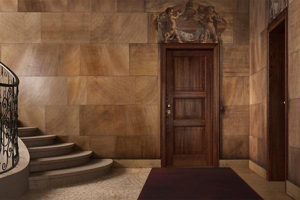 Porte d'ingresso Sovrana Garofoli appartamento