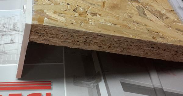 Controtelaio in legno e PVC per finestre di EMMEGI