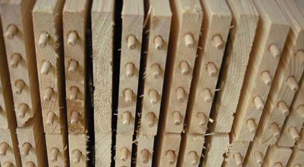 Controtelai per porte interne prima del montaggio, by EMMEGI