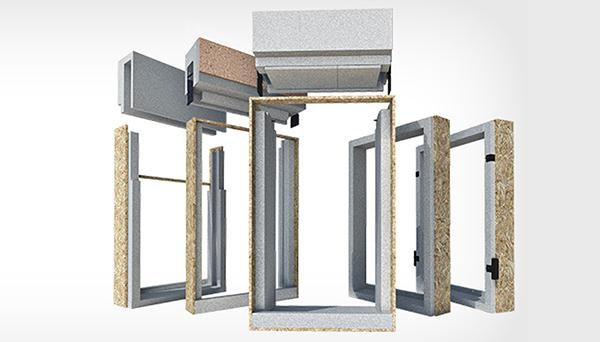 Controtelai di legno o metallo - Montaggio finestre pvc senza controtelaio ...