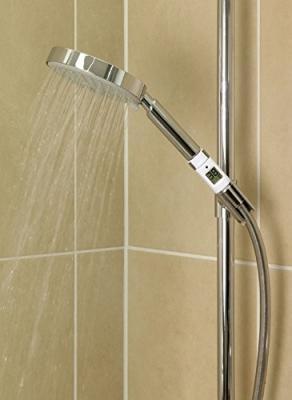 Temperatura acqua sanitaria con termometro doccia Amazon