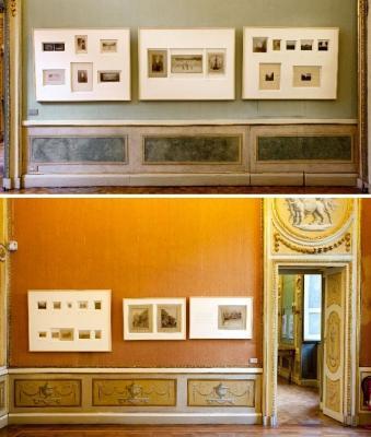 Fotografie d'epoca con vetri conservativi antiriflesso di Vetroservice