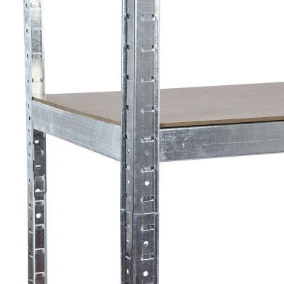 Scaffali metallici, dettaglio, da Racking solutions