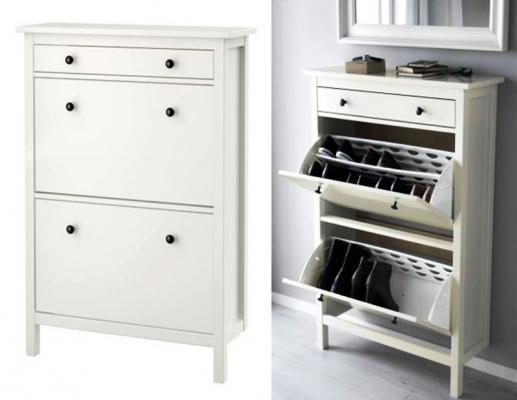 Ikea scarpiere modelli e caratteristiche for Scarpiera malm ikea