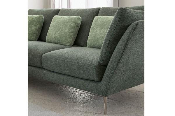 Dettaglio del divano Battito d'Ali Poltronesofà