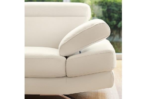 Dettaglio del divano Canello Poltronesofà