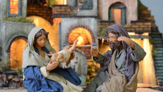 Presepe Fai Da Te Per Natale