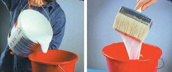 Cme dipingere le pareti di casa fai da te