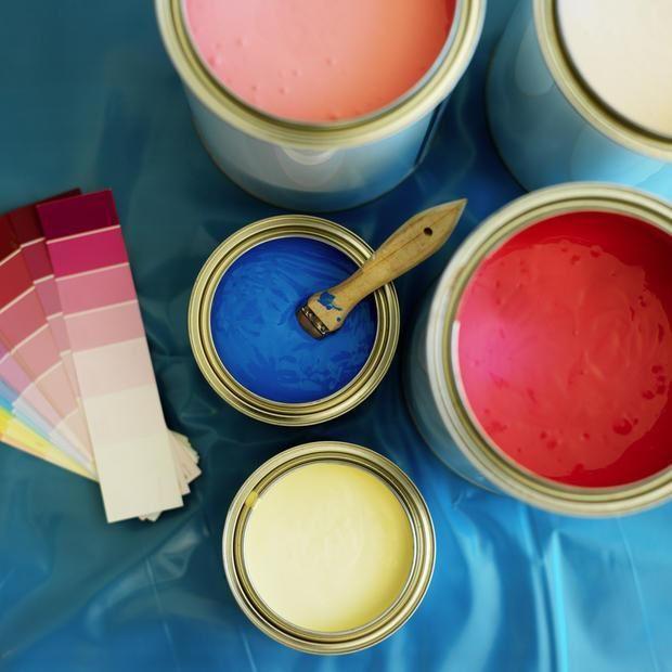 Come imbiancare una parete: la scelta del colore
