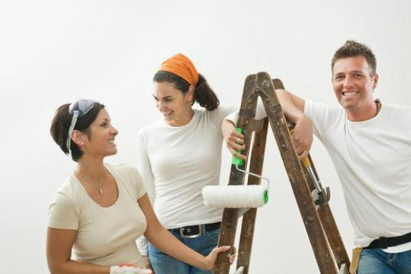 Come verniciare una parete
