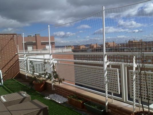 Ekosystem sistema di protezione balconi