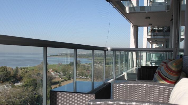 KIdpro rete sicurezza per balconi