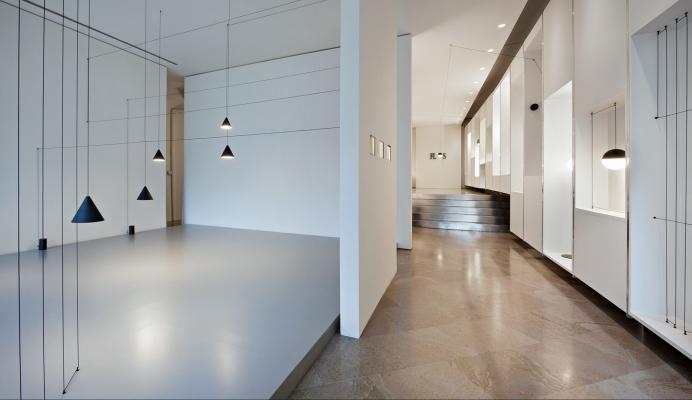 Lampade sospensione design - String Light Flos