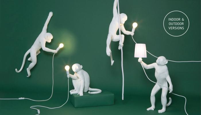 Lampade sospensione design - Monkey Seletti