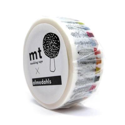 Washi tape vasi con piante - Washi tape store