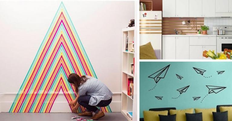 Washi tape decorazione superfici casa - Washi tape store