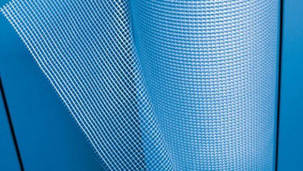 Rete porta intonaco in fibra di vetro per evitare microlesioni - Rete porta intonaco ...