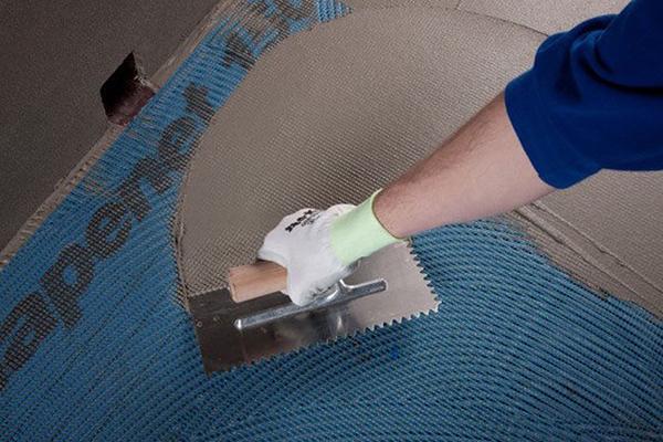 Rete fibra di vetro Mapenet 150 Mapei