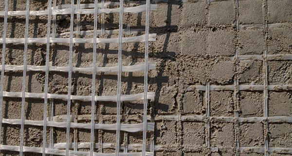 Rinforzi rete portaintonaco Kimia rete fibra di vetro