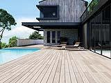 Pavimenti per esterni EXTERNO WHITE Woodco