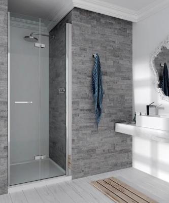 Box doccia con porta a soffietto di Experthbath