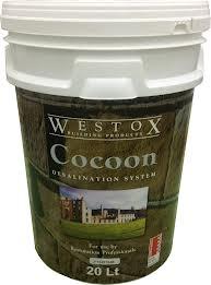 Fustino da 20 litri di desalinizzante Cocoon