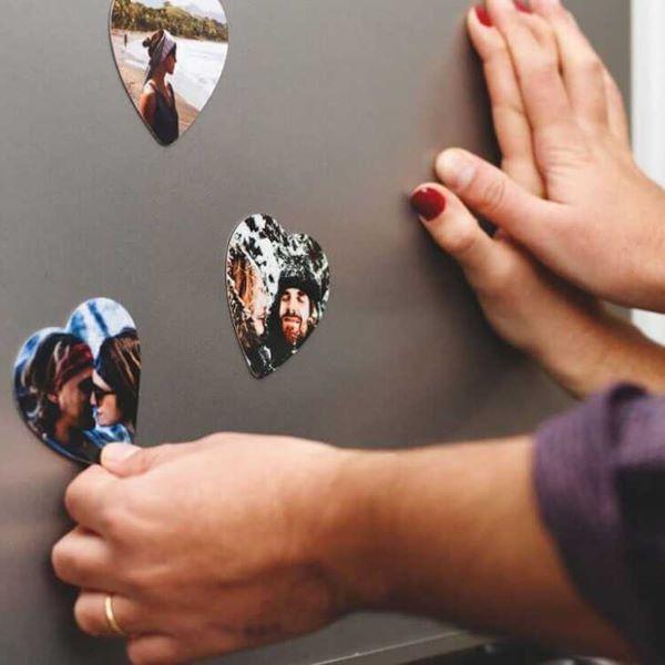 Idee foto originali magnete di Cheerz