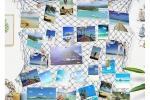 Appendere foto in modo originale con portafoto da muro su Amazon