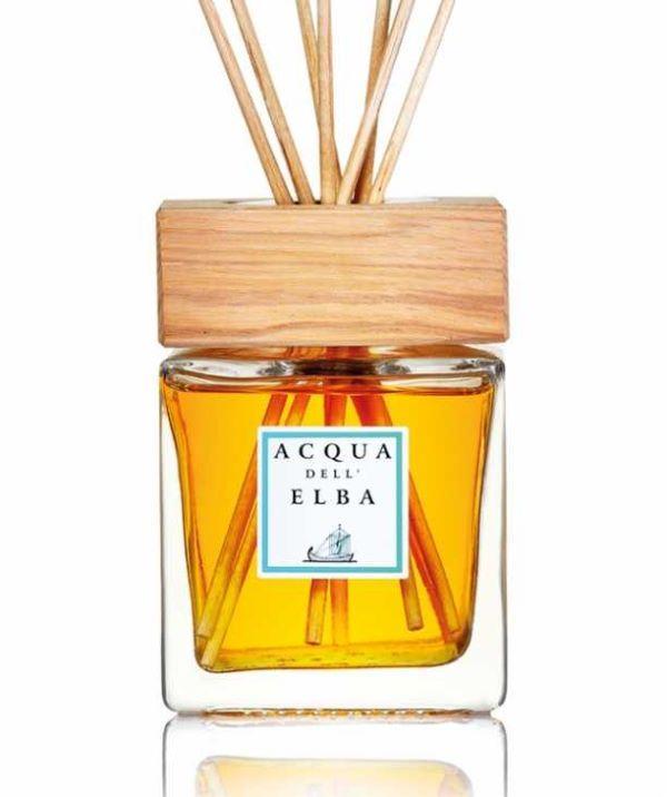 Pofumo di Natale per la casa Note di Natale  Acqua dell'Elba