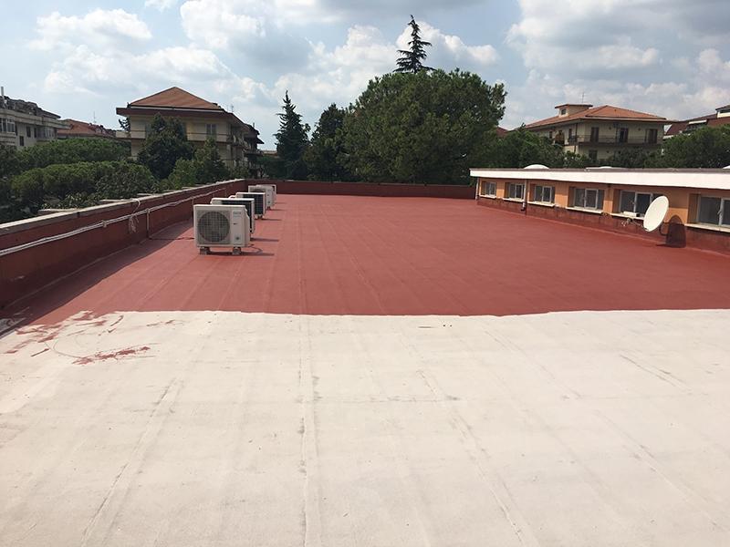 Infiltrazioni acqua dal tetto soluzione Terraflex