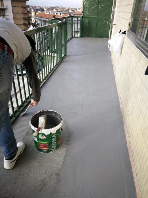 Impermeabilizzazione balconi
