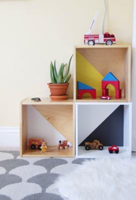 Idea per personalizzare i mobili Ikea, da 99relationship.com