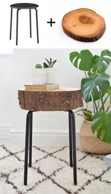 Come personalizzare lo sgabello Ikea, da 99relationship.com