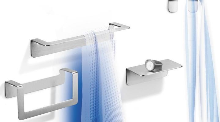 Gruppo porta salviette Over, by Colombo Design