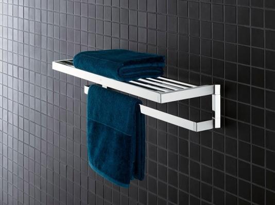 Porta asciugamani multiplo Grohe Cube
