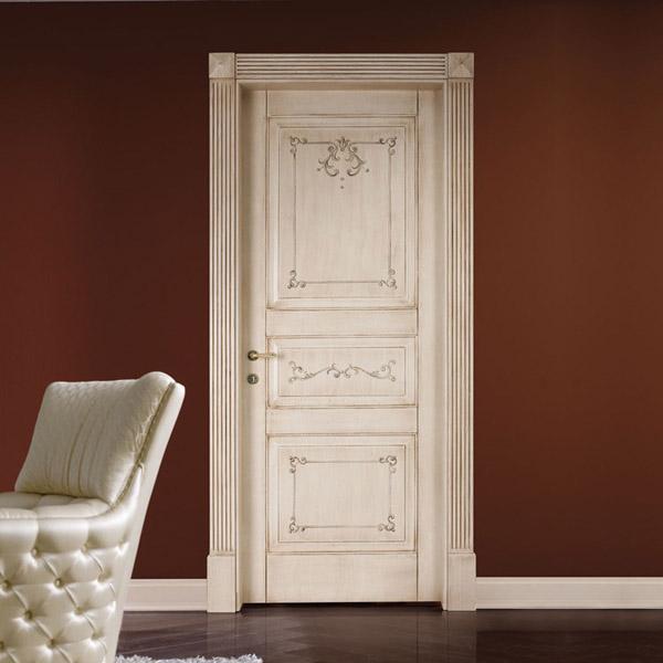 Porta legno massello classica - Bertolotto