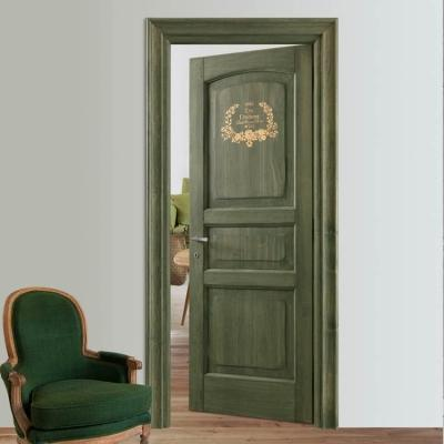 Porta legno massello green - Bertolotto