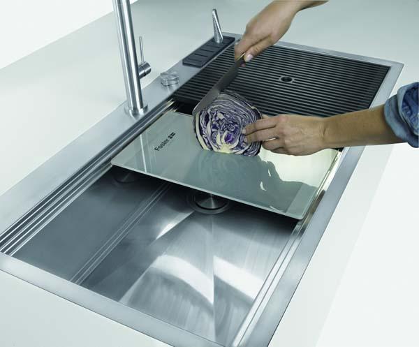 Il lavello: forme e materiali