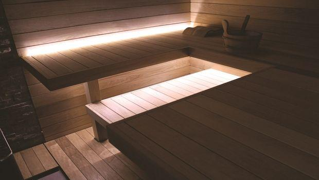 Realizzare una piccola sauna o un Hammam in bagno