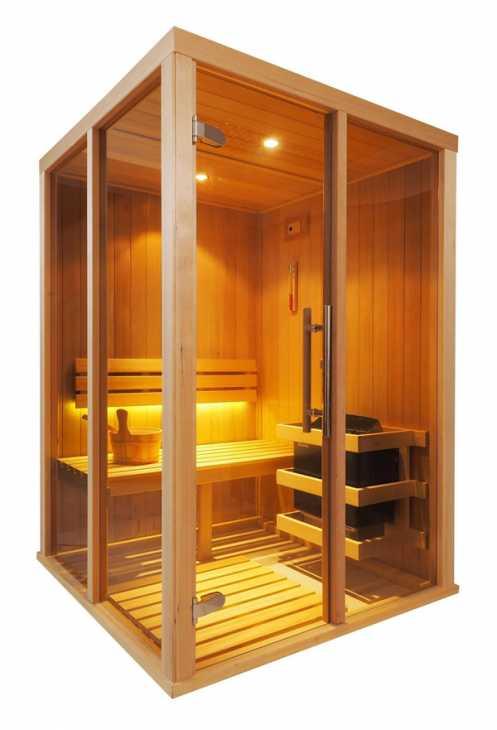 Sauna infrarossi Saunarium - OCEANIC