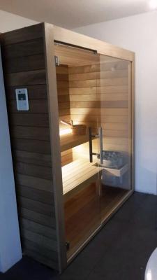 Sauna finlandese , IDUS