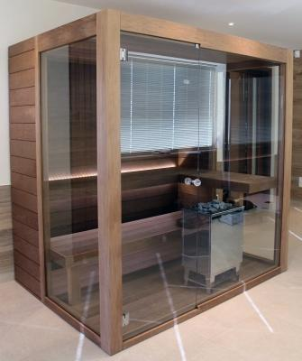 Sauna finlandese - IDUS