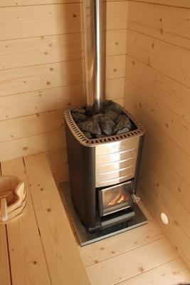 Sauna forno - IDUS