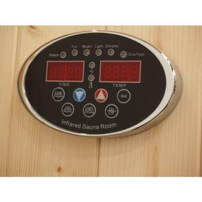 Sauna infrarossi , controllo ambiente - OCEANIC