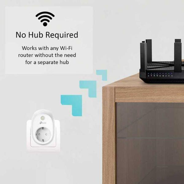 Misuratore di consumo elettrico TP-LINK con wi-fi