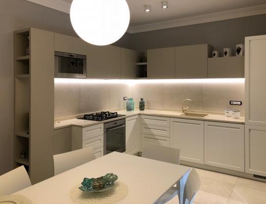Cucina ristrutturata - Blu Space